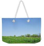 Country Beauty Weekender Tote Bag