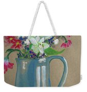 Country Bouquet Weekender Tote Bag