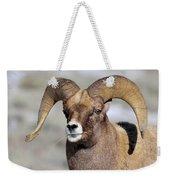 Country Boy Ram Weekender Tote Bag