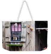 Country Cabin Weekender Tote Bag
