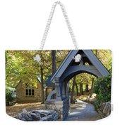 Country Churchyard Weekender Tote Bag
