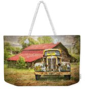 Country Cousins In The Smoky Mountains Weekender Tote Bag