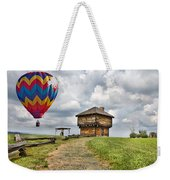 Country Cruising  Weekender Tote Bag