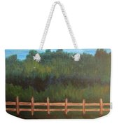Country Days Weekender Tote Bag