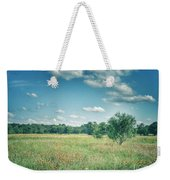 Country Fields Weekender Tote Bag