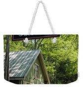 Country Gas Weekender Tote Bag