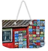 Country Graffiti Weekender Tote Bag
