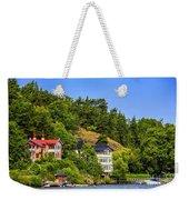Country Homes Weekender Tote Bag