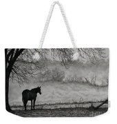 Country Horse Weekender Tote Bag