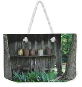 Country Jugs Weekender Tote Bag
