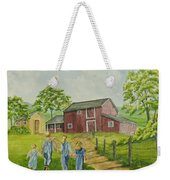 Country Kids Weekender Tote Bag