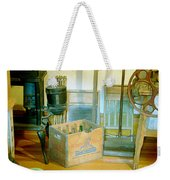 Country Kitchen Sunshine II Weekender Tote Bag