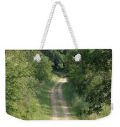 Country Lane Weekender Tote Bag