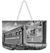 Country Legend Bob Wills In Roy New Mexico Weekender Tote Bag