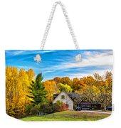 Country Living 2 - Paint Weekender Tote Bag