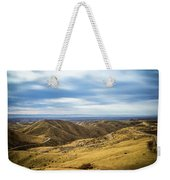 Country Mountain Roads No. 2 Weekender Tote Bag