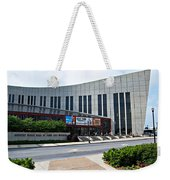 Country Music Hall Of Fame Nashville Weekender Tote Bag
