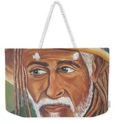 Country Rasta  Weekender Tote Bag