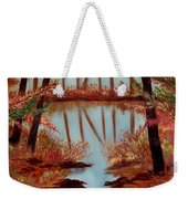 Country Reflections Weekender Tote Bag