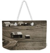 Country Road Holmes County Ohio Weekender Tote Bag
