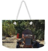 Country Road In California  Weekender Tote Bag