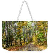 Country Roads Weekender Tote Bag