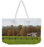 Country Side Home Weekender Tote Bag