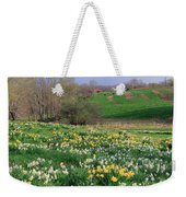 Country Spring Weekender Tote Bag by Bill Wakeley