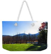 Country Sunshine Weekender Tote Bag
