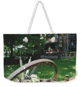 Country Wagon Weekender Tote Bag
