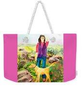 Country Walker Weekender Tote Bag