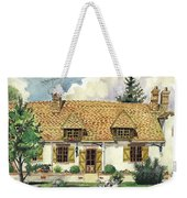 Countryside House In France Weekender Tote Bag