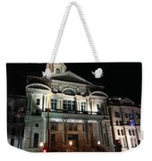 County Court House Weekender Tote Bag
