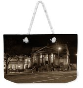 County Sessions House By Night Liverpool Weekender Tote Bag