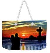 Romantic Sunrise. Weekender Tote Bag