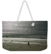 Couple Seascape Weekender Tote Bag
