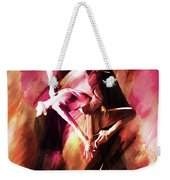 Couple Tango Art Weekender Tote Bag