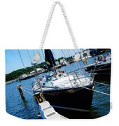 Courage Weekender Tote Bag