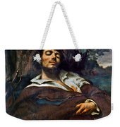 Courbet: Self-portrait Weekender Tote Bag