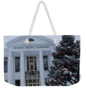 Court Dismissed Weekender Tote Bag