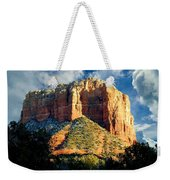 Courthouse Butte - Sedona Arizona Weekender Tote Bag