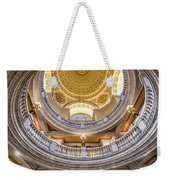 Courthouse Dome Weekender Tote Bag