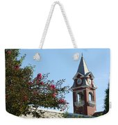 Courthouse In Spring Weekender Tote Bag