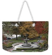 Courthouse Square In Rockville Maryland Weekender Tote Bag