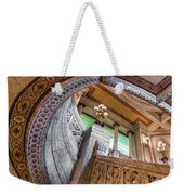 Courthouse Stairs Weekender Tote Bag