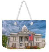 Courthouse2 Weekender Tote Bag