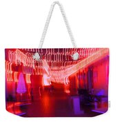 Courtside Lounge 2 Weekender Tote Bag