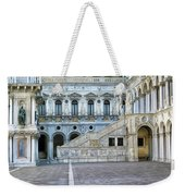 Courtyard At The Doge Palace Weekender Tote Bag