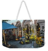 Courtyard Shop Weekender Tote Bag