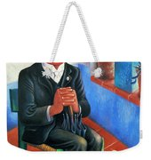 Covarrubias: The Bone Weekender Tote Bag